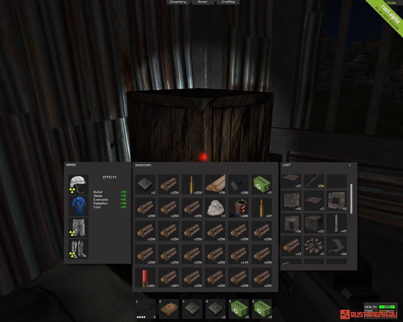 Steam Community : Guide : Старое Rust - Создание и настройка своего 37