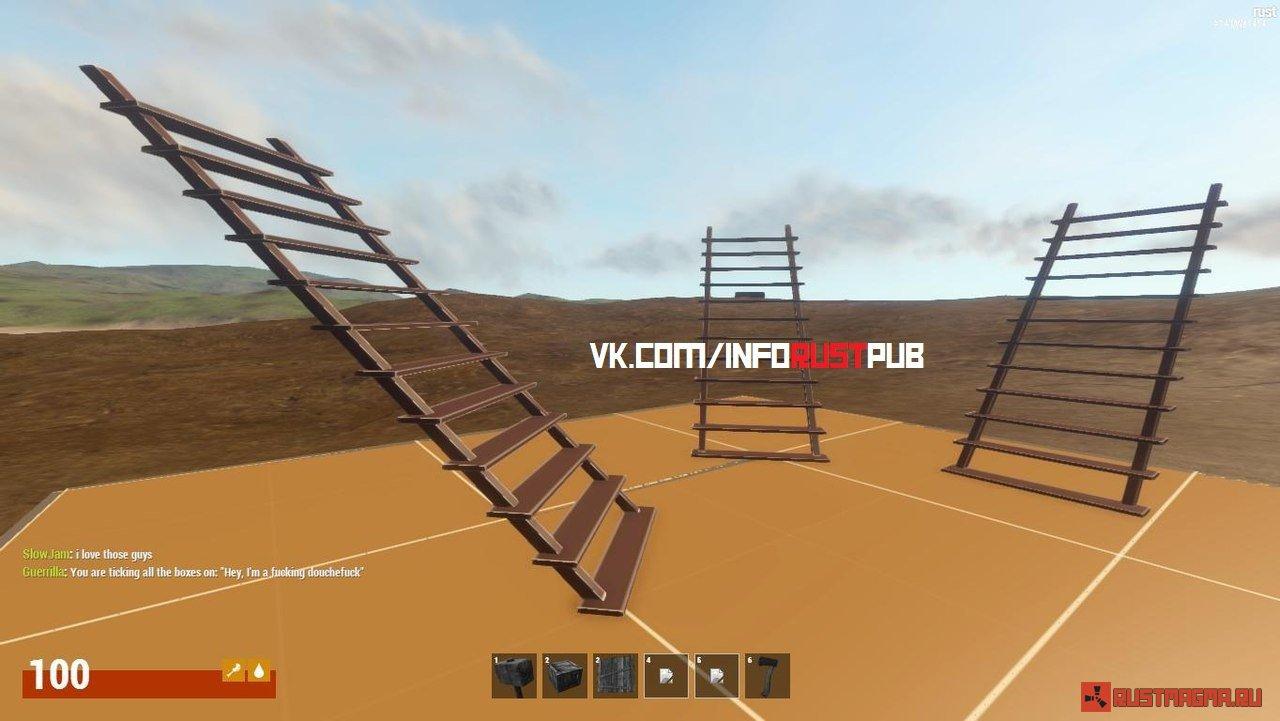инструкция создания сервера в rust для чайников