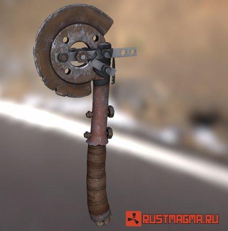 Rust experimental как сделать железный топор